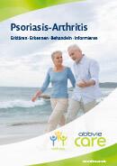 Titel der Broschüre Psoriasis-Arthritis