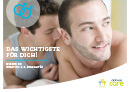 Titel der Broschüre Wissen zu Hepatitis C und Sexualität