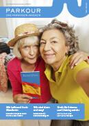 Titel der Broschüre PARKOUR Das Parkinson Magazin No3