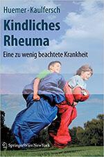 Buchtitel Kindliches Rheuma: Eine zu wenig beachtete Krankheit