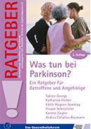 Buchtitel Was tun bei Parkinson?: Ein Ratgeber für Betroffene und Angehörige
