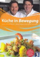 Buchtitel Küche in Bewegung: Kochen auch mit Rheuma - pfiffige Rezepte & unschlagbare Küchenhelfer