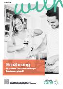 Titel der Broschüre Ernährung bei chronisch-entzündlichen Erkrankungen