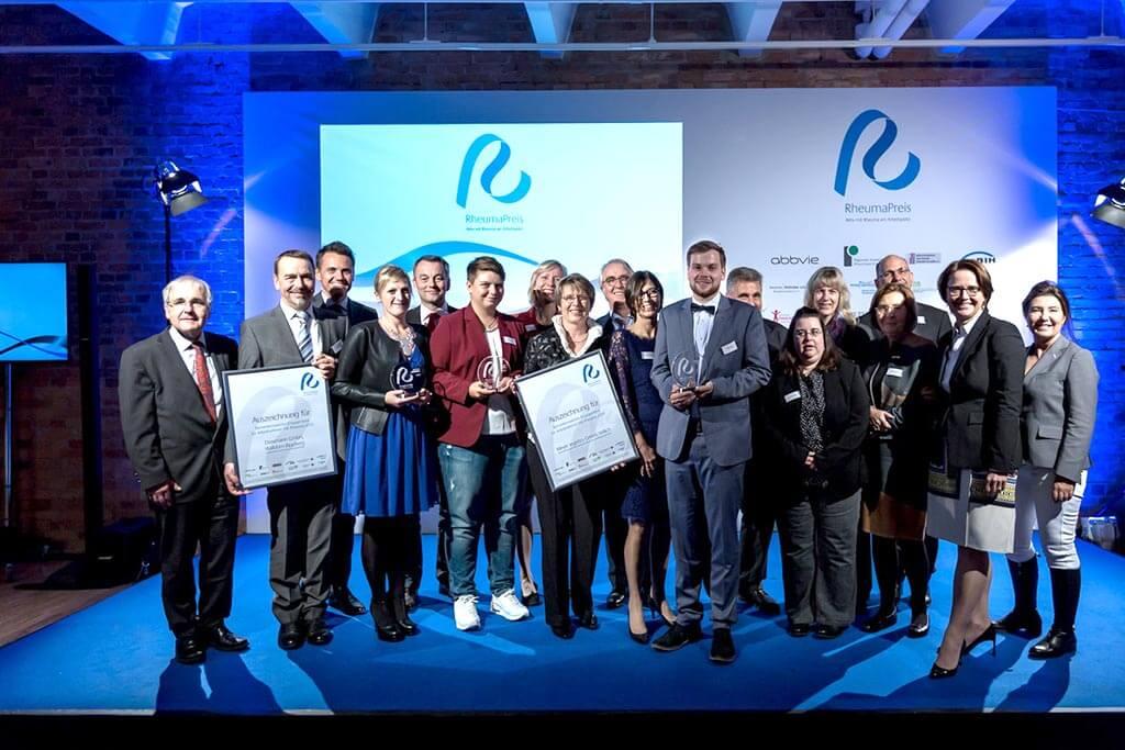 Gewinner des Rheuma Preis