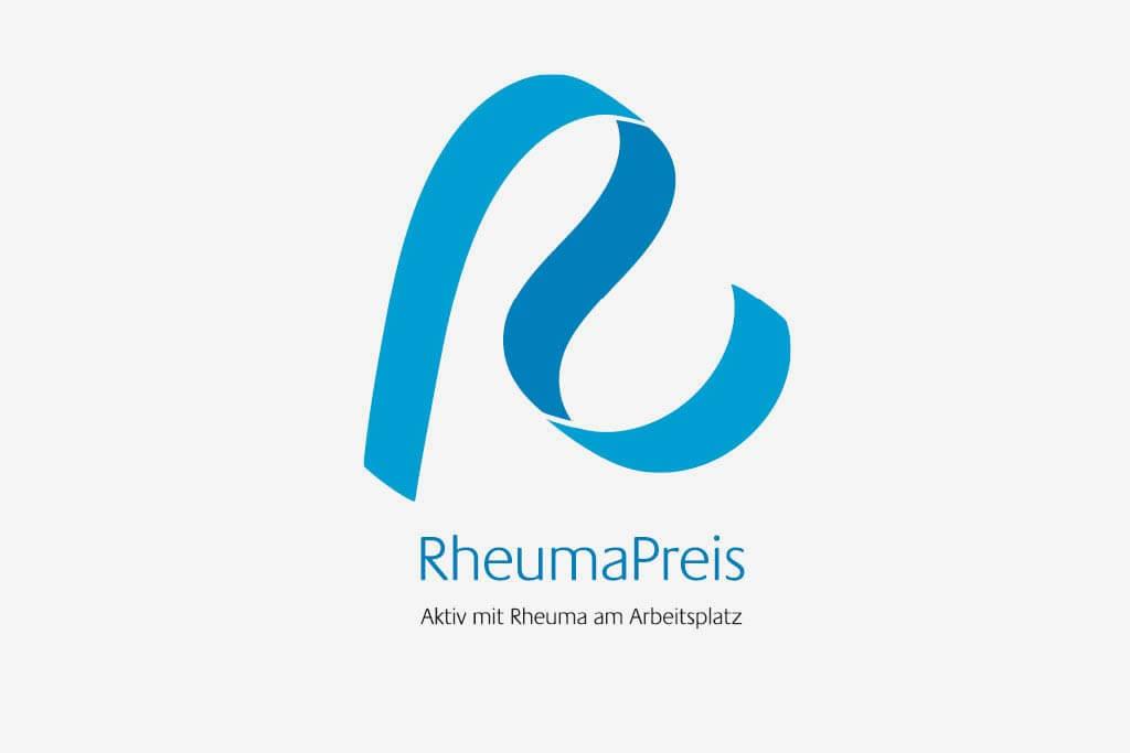 Logo für den Rheuma Preis