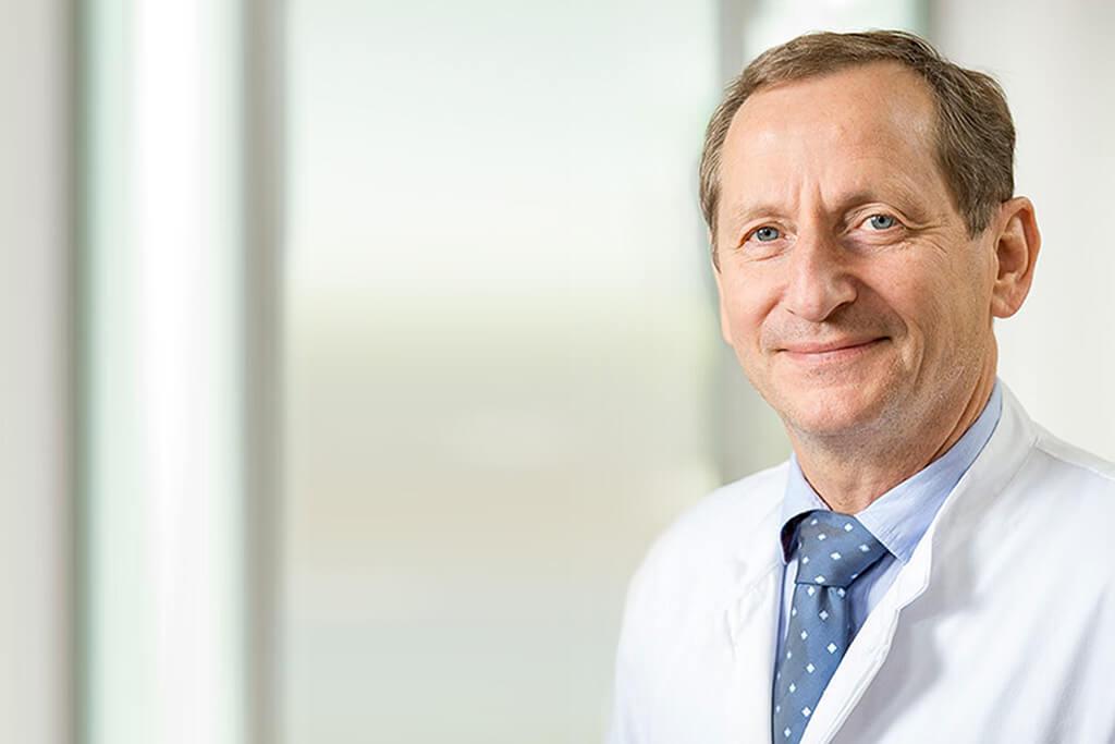 Portraitbild von Prof. Dr. Radke