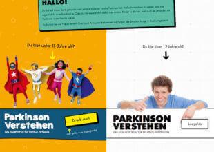 Mit Kindern über Parkinson reden