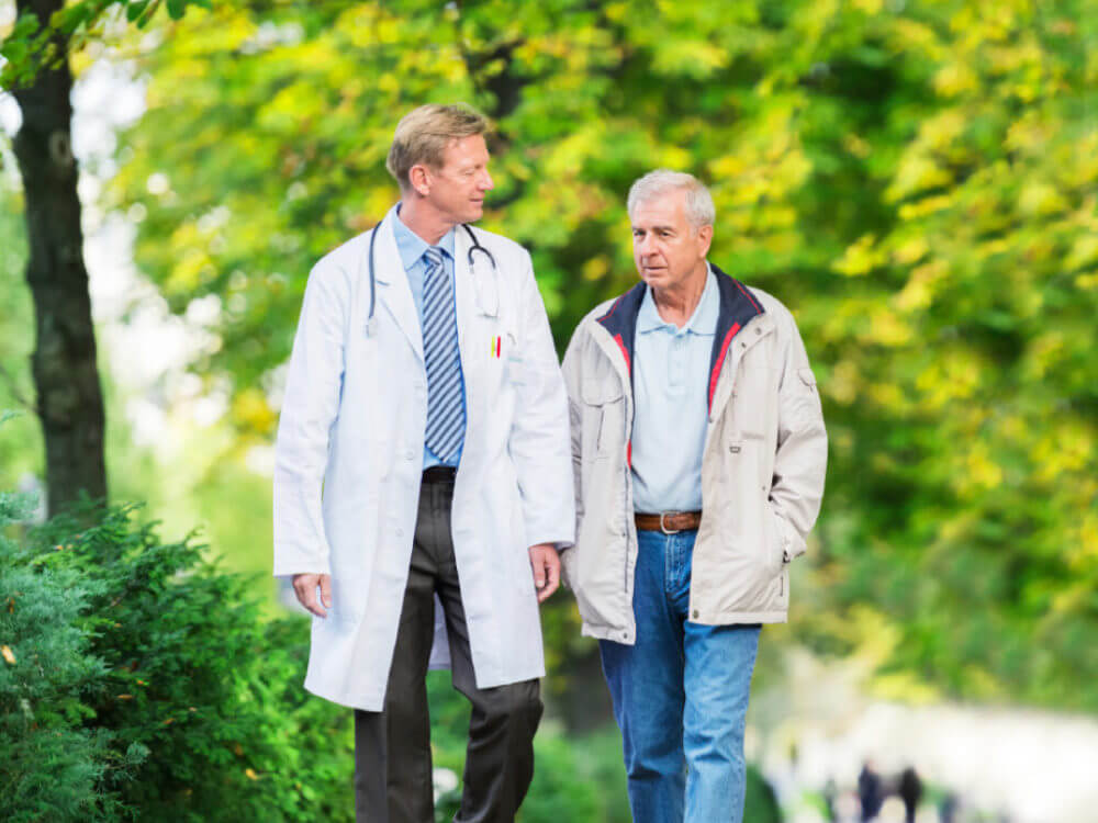 Narkose bei Parkinson