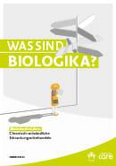 Titel der Broschüre Was sind Biologika?