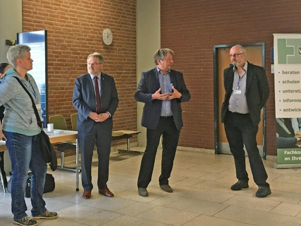 Erfolgreiche Parkinson-Infotage in Hannover