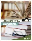 Titel der Broschüre Mein Alltag mit CLL