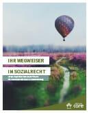 Titel der Broschüre Ihr Wegweiser im Sozialrecht
