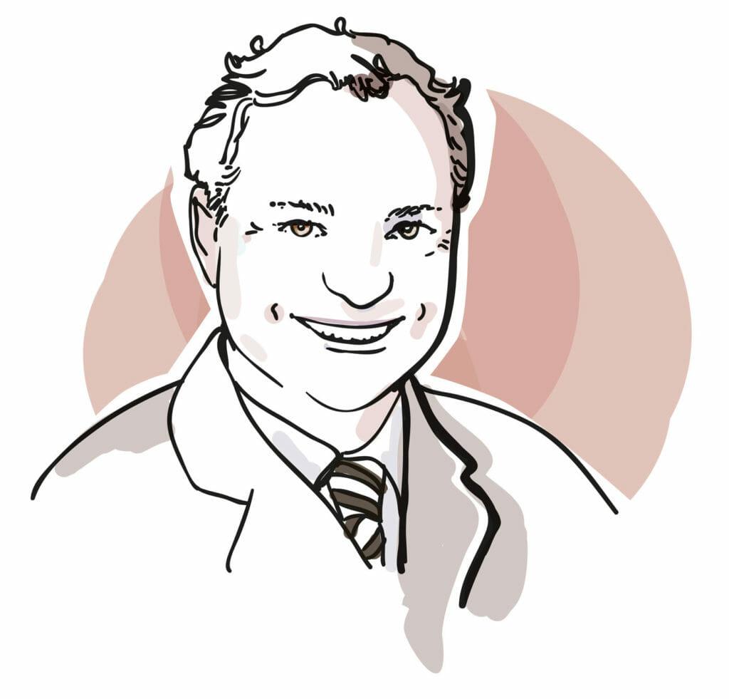Illustration von Prof. Dr. med. Kristian Reich