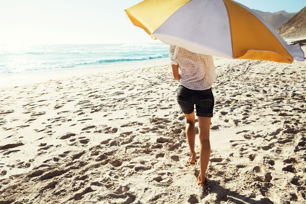 Der Tag des Sonnenschutzes – die Sonne unbeschwert genießen.
