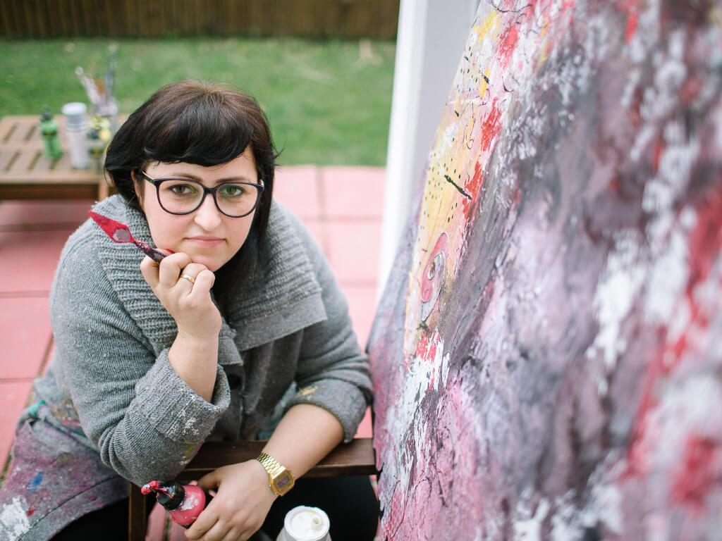 Die Wienerin Joanna Lacwik-Nikolic hat mit 25 Jahren die Diagnose Parkinson erhalten
