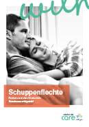 Titel der Broschüre Psoriasis (Schuppenflechte)