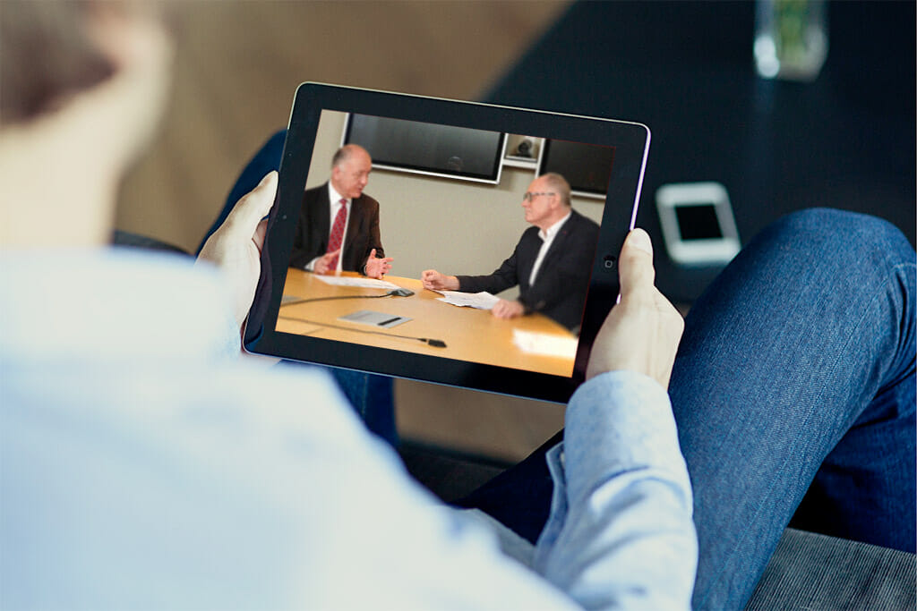 CED und Corona - Experten Talks