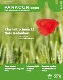 Titel der Broschüre PARKOUR das Parkinson-Magazin kompakt Nr. 9