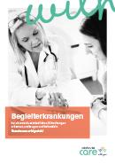 Titel der Broschüre Begleiterkrankungen erkennen, vorbeugen und behandeln