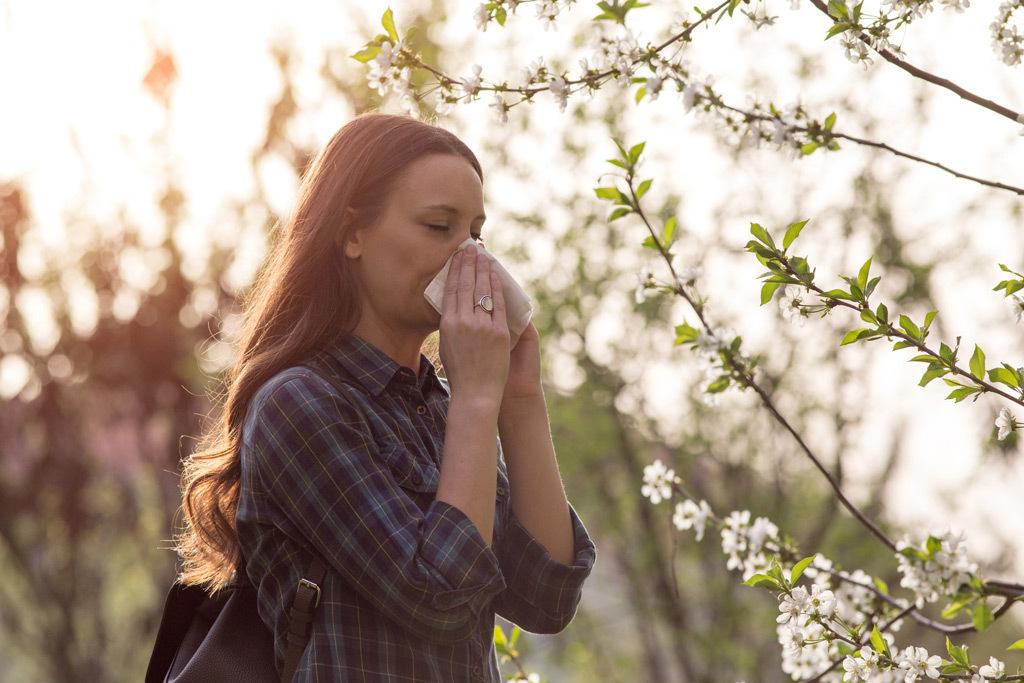 Allergien erschweren den Alltag
