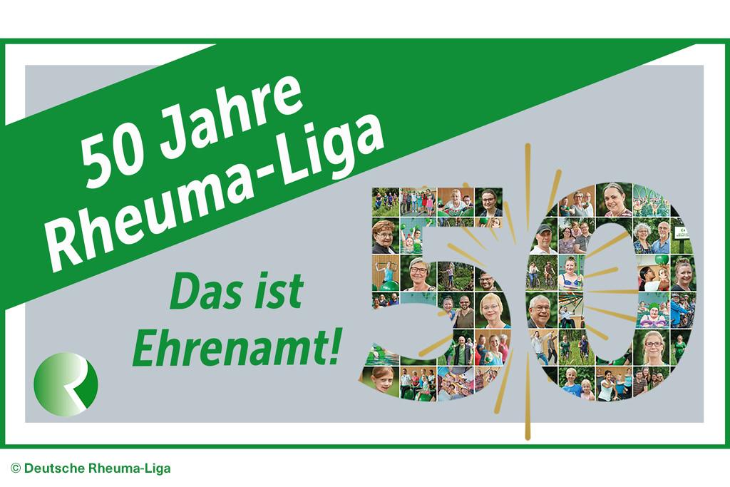 50 Jahre Rheuma-Liga