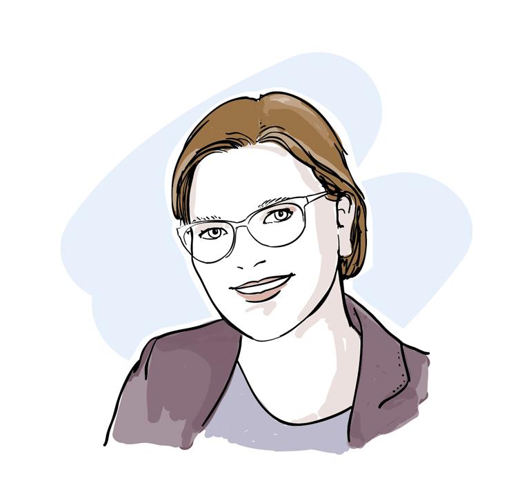 Illustration Andrea Eisenberg