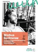 Titel der Broschüre Morbus Bechterew