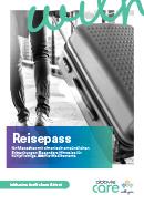 Titel der Broschüre Reisepass