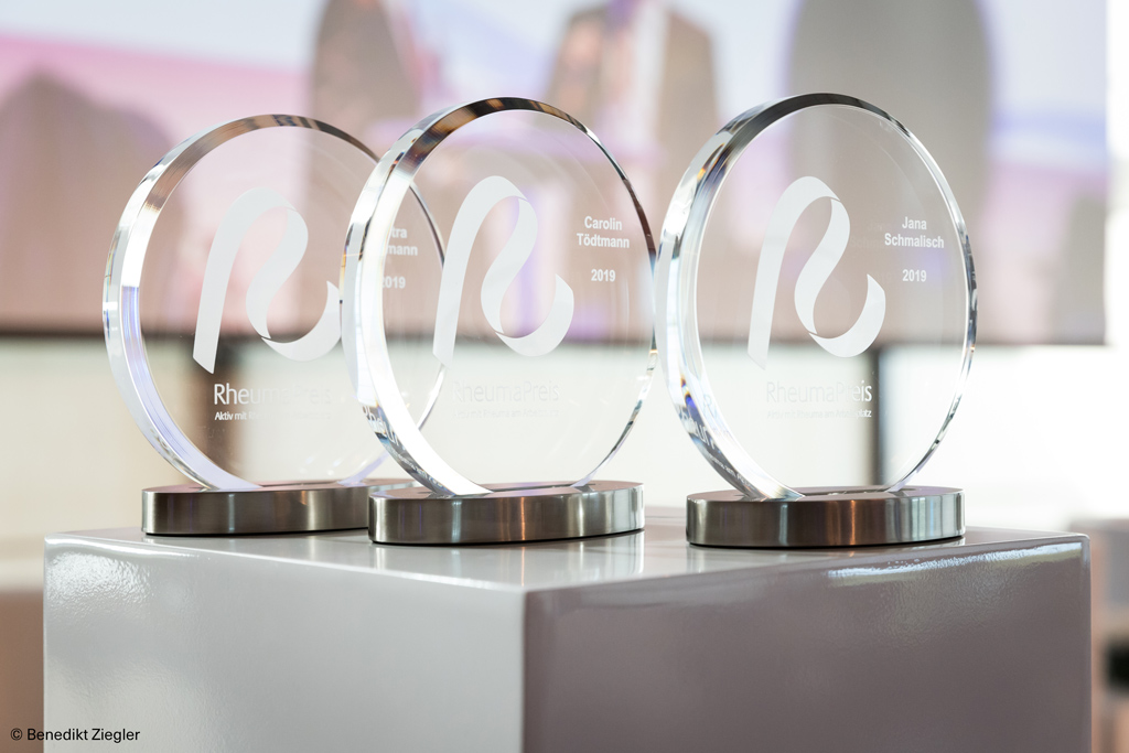 RheumPreis Awards 2019