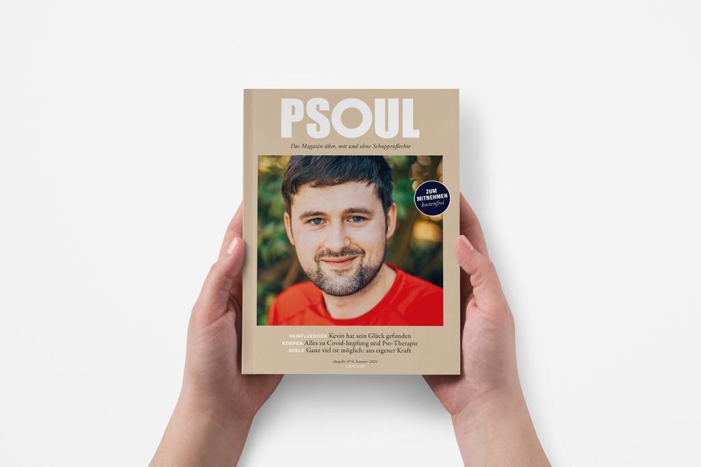 PSOUL Ausgabe 6