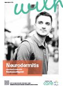 Titel der Broschüre Neurodermitis
