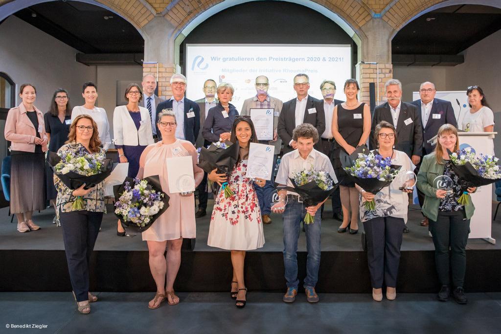 Rheumapreis Gewinner 2021